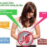 Bệnh viêm dạ dày mạn tính do nhiễm H.Pylori