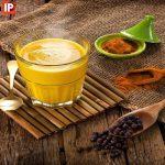 Trẻ em uống mật ong với nghệ vàng chữa đau dạ dày được không?