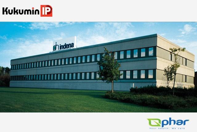 nhà máy Indena Kukumin IP
