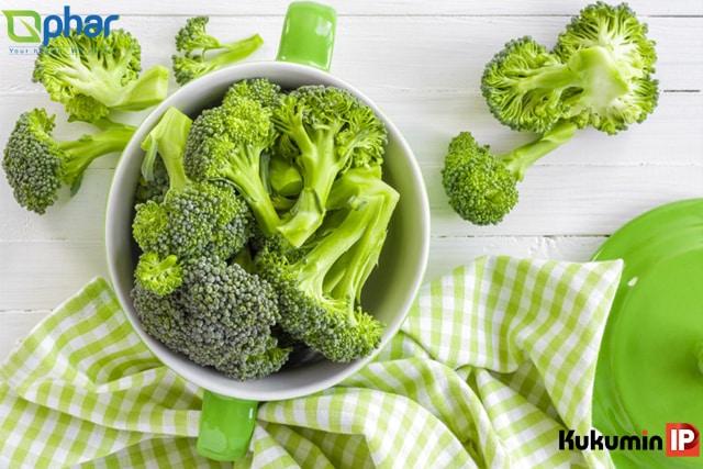 điều trị h pylori, Helicobacter pylori, điều trị tự nhiên không dùng thuốc, bông cải xanh, súp lơ