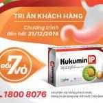 Kéo dài Chương trình tri ân khách hàng thân thiết: đổi 7 vỏ Kukumin IP lấy 1 hộp