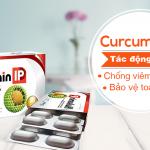 Kukumin IP – tác động kép với viêm loét dạ dày, trào ngược dạ dày