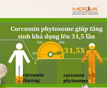 curcumin Ý có tác động kép