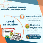 NGHỆ Phytosome từ Italy: Hướng đi mới cho người Viêm loét – Trào ngược dạ dày