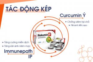 Kukumin IP giúp cải thiện tình trạng hen suyễn