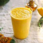 Cách làm sữa bí đỏ thơm ngon cực tốt cho người đau dạ dày