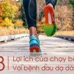Đau dạ dày có nên chạy bộ