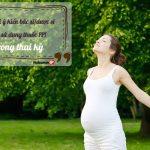 Phụ nữ mang thai có nên dùng thuốc PPIs?