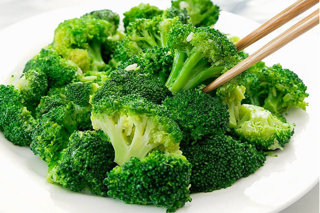 súp lơ là loại rau củ cho người dạ dày